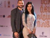 طلاق إبراهيم سعيد والإعلامية المغربية إيمان حمداوي بعد زواج دام 3 سنوات