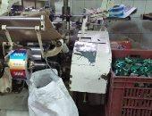 صور ..ضبط 3 مصانع حلاوة طحينة غير صالحة للاستهلاك الآدمى بقليوب
