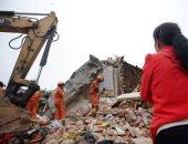 فيديو.. هكذا ظهرت مبانى الصين بعد زلزال قوته 5.9 درجة