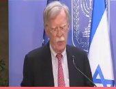 جون بولتون: نأمل أن يكون اغتيال قاسم سليمانى خطوة لتغيير نظام طهران