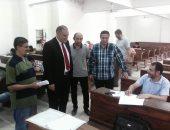 بدء امتحانات الدبلومات بكلية الاداب جامعة طنطا