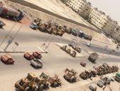 قارىء: سيارات النقل الثقيل تزعج سكان شارع الكهف بمدينة الغردقة