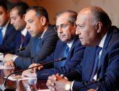 سامح شكرى: نأمل فى استئناف وفود السياح الروس للمنتجعات المصرية بشكل كامل