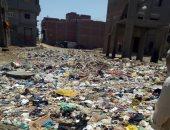 صور.. اضبط مخالفة.. انتشار القمامة بحى السلخانة بالشرقية