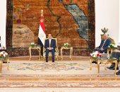السيسي يؤكد أهمية البعد البرلمانى والشعبى فى إثراء العلاقات بين مصر وصربيا