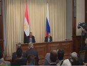لافروف: 19 شركة ترغب فى المشاركة بالمنطقة الصناعية الروسية بمصر
