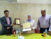 """تكريم المشاركين فى مسابقة """"كانجارو"""" العالمية للرياضيات بكفر الشيخ (صور)"""