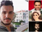 أحمد إبراهيم يتعاون مع إليسا وهيثم شاكر وأصالة ورامى جمال