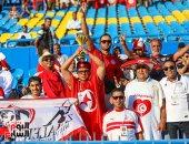 سوبر كورة يرصد رسائل جماهير الزمالك لساسى قبل مواجهة تونس وأنجولا