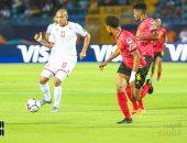 تونس ضد أنجولا.. المساكني أول تونسى يسجل فى 4 نسخ أمم أفريقيا