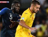 فرنسا تتعادل أمام رومانيا فى أمم أوروبا للشباب ويتأهلان سويا لأولمبياد طوكيو