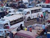شكوى من انتشار القمامة والأسواق العشوائية بشارع ناهيا ببولاق الدكرور