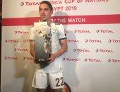 الجزائر ضد كينيا.. نجم محاربى الصحراء يحصد جائزة أفضل لاعب فى المباراة