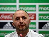 مدرب الجزائر: الفوز الأول فى البطولة مهم.. ومواجهة السنغال صعبة