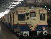 السكة الحديد تعلن عودة حركة القطارات لطبيعتها بين محطتى قليوب وبنها