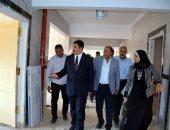 محافظ القليوبية يتفقد عددا من المشروعات الخدمية بمدينة قليوب بـ8 ملايين جنيه