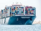 الفريق أسامة ربيع: عبور 56 سفينة قناة السويس بحمولة 3.7 مليون طن