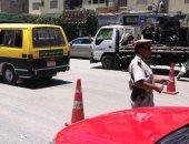 مرور الغربية يضبط مخالفات متنوعة خلال حملات بميادين المحلة الكبرى