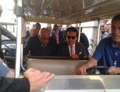 """رئيس مجلس النواب يقوم بجولة تفقدية داخل مستشفيات طب عين شمس بـ""""الطفطف"""""""