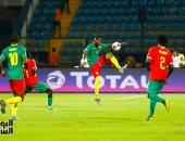 الكاميرون تتقدم بالهدف الأول على غينيا بيساو فى أمم أفريقيا بعد 66 دقيقة
