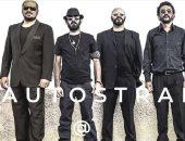 فرقة أوتوستراد تغنى فى مهرجان جرش الموسيقى بالأردن