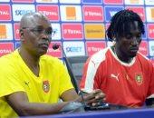 مدرب غينيا بيساو عن مواجهة غانا: كل شئ وارد ويمكننا الفوز