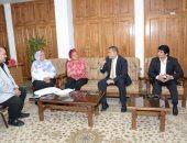 رئيس جامعة أسيوط: حريصون على التعاون مع الدول العربية والإفريقية