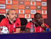 مدرب أوغندا.. فخور بأداء اللاعبين أمام زيمبابوى وأتمنى فوز مصر على الكونغو