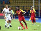 """غانا ضد بنين.. أندريه أيو يحرز هدف التعادل لــ""""البلاك ستارز"""""""