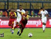 كل أهداف الثلاثاء.. غانا تتعادل مع بنين 2-2 في أمم إفريقيا