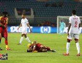 """غانا ضد بنين.. مايكل بوتيه يحرز التعادل لـ""""السناجب"""""""