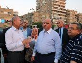 محافظ القاهرة: هناك مشروعات متوقفة ومتعثرة بدون مبررات