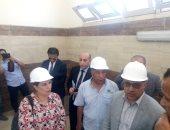 وفد برلمانى يتفقد مشروعات محطات مياه كفر الدوار بالبحيرة.. تكلفتها 278 مليون
