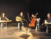موسيقى وغناء ينتمى للزمن الجميل على مسرح أرتيمس ضمن فعاليات جرش