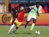 نيجيريا تهزم غينيا بهدف وتغرد في صدارة المجموعة الثانية.. فيديو