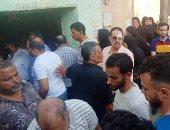 المئات يشيعون جنازة أقدم نائب برلمانى وشيخ مشايخ العرب فى مصر بشبرا الخيمة