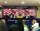 خاما بيليات: أشعر بالفخر لاختيارى أفضل لاعب أمام أوغندا وحزين للتعادل