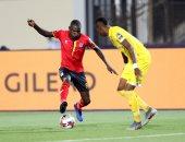 ملخص وأهداف مباراة أوغندا ضد زيمبابوى فى أمم أفريقيا