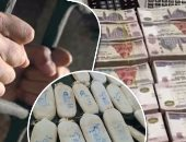سقوط 36 تاجر مخدرات قبل ترويجهم حشيش وهيروين واستروكس بالجيزة