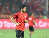 أحمد حجازى يدعم المنتخب الاولمبي قبل مواجهة مالى