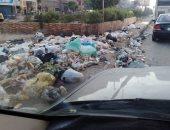 قارئ يشكو من انتشار القمامة والأوبئة أمام موقف سيارات إمبابة