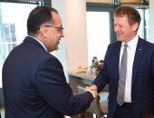 مصر وألمانيا تعلنان إعداد اتفاق بين سكك حديد البلدين لتحديد مجالات التعاون