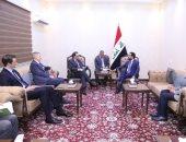 رئيس مجلس النواب العراقى يبحث مع مسئول أمريكى خفض التوتر بالمنطقة