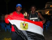 صور.. توافد الجماهير الأفريقية على فنادق الإسماعيلية قبل الجولة الثانية