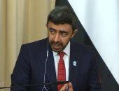 عبدالله بن زايد: لا يمكن تحميل أى دولة مسئولية الهجمات على ناقلات النفط