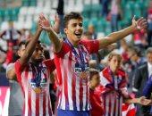 الشرط الجزائى يحسم صفقة انتقال نجم أتلتيكو مدريد إلى مانشستر سيتى