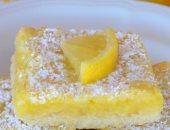 بخطوات سهلة وبسيطة طريقة عمل كيك الليمون