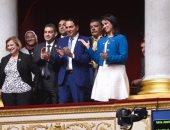 صور.. النائب أيمن أبو العلا: البرلمان الفرنسى يقدر دور ومكانة مصر