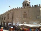مسجد قايتباى بالفيوم تحفة معمارية.. وافتتاحه غدا بعد إعادة ترميمه