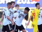 ألمانيا تكتسح رومانيا برباعية وتتأهل لنهائي أمم أوروبا للشباب.. فيديو